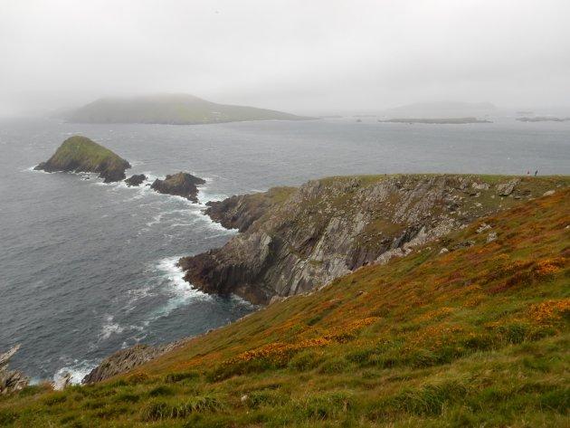 Het geweldige Dingle in Ierland