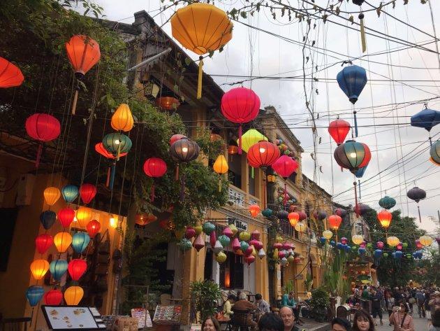 Kleurrijk Hoi An