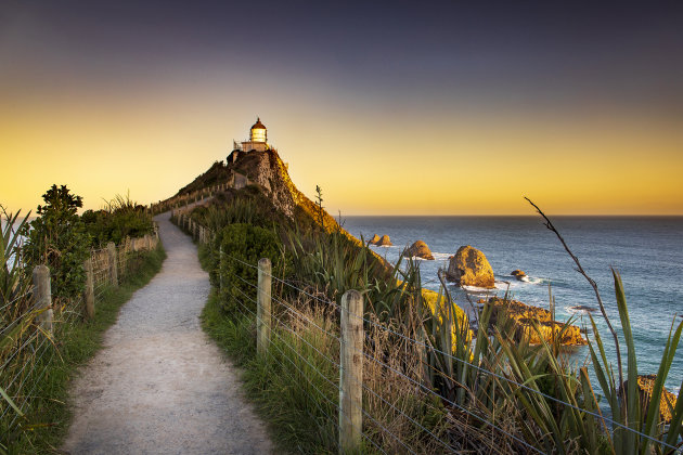 Nugget Point vuurtoren
