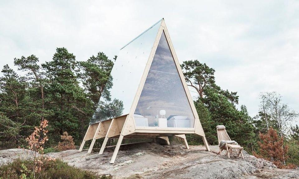 Nolla Cabin Zweden