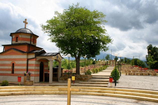 Sveti Petka kerk