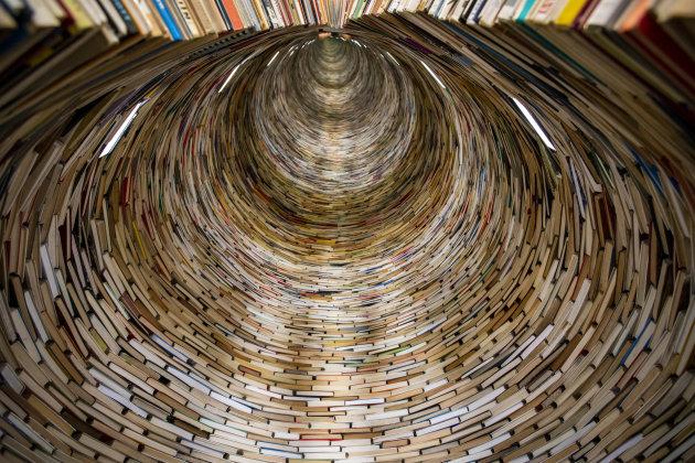 Boekentunnel