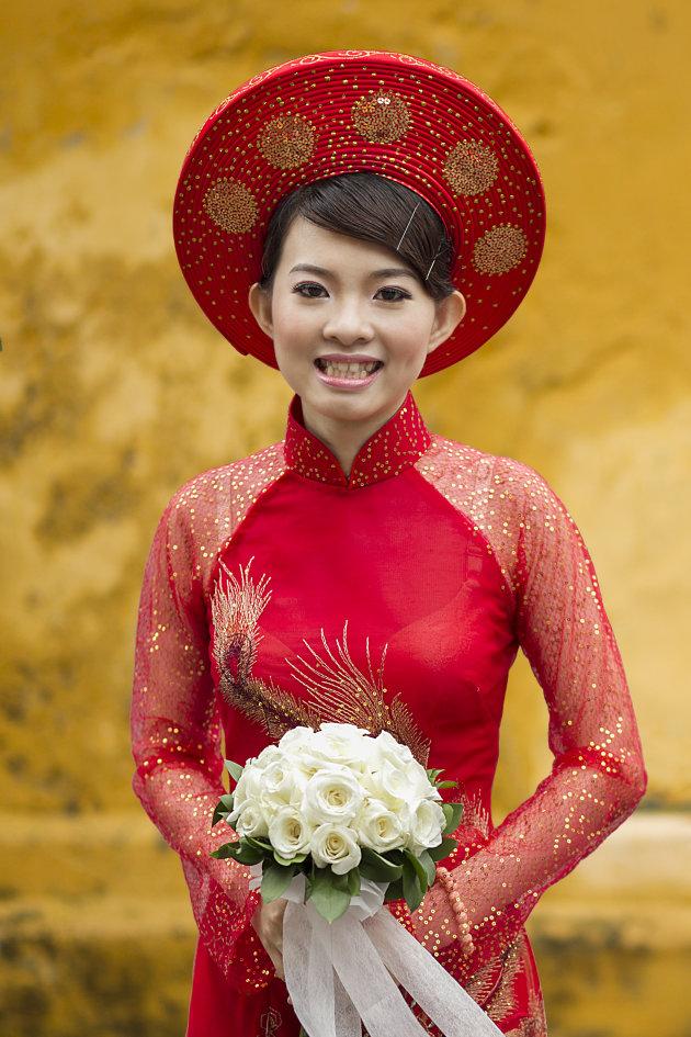 Vietnam Hoi An Bruidje