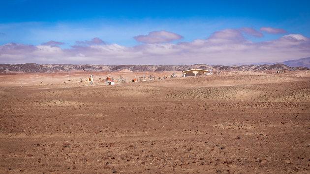 Begraafplaats Chauchilla