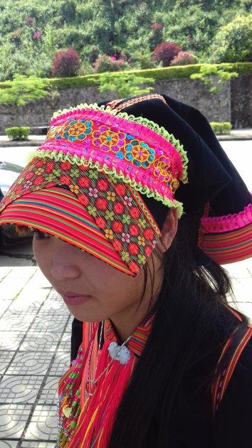 Zand Yao close-up