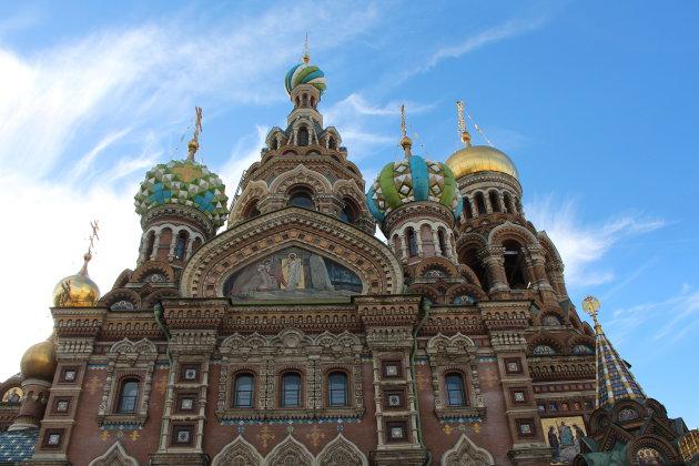 Kerk van de verlosser op het bloed, Sint Petersburg