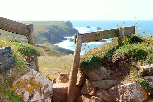 South West Coast Path, Engeland