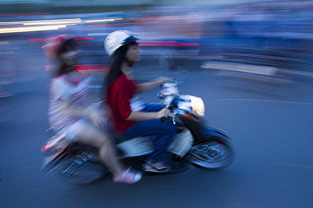 Vietnam Ho Chi Minhstad
