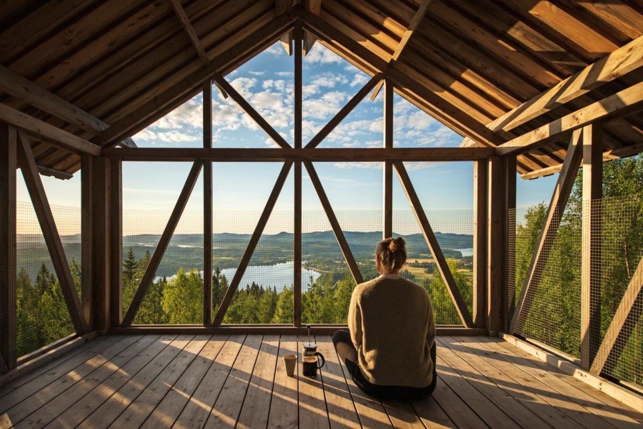6 Cabins om bij weg te dromen in de natuur van Noordwest-Europa