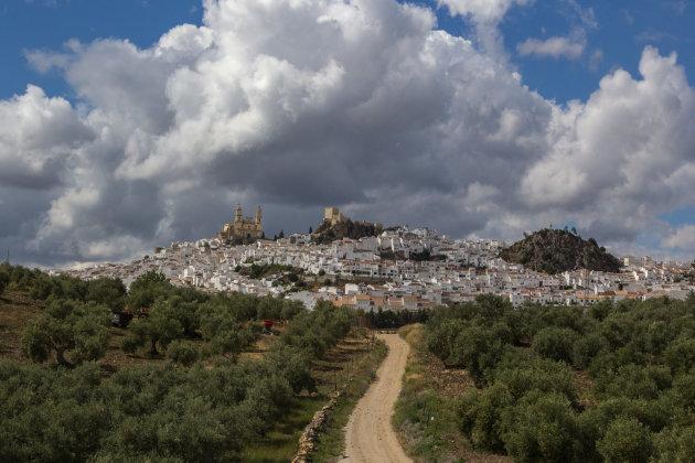 Een wit dorp