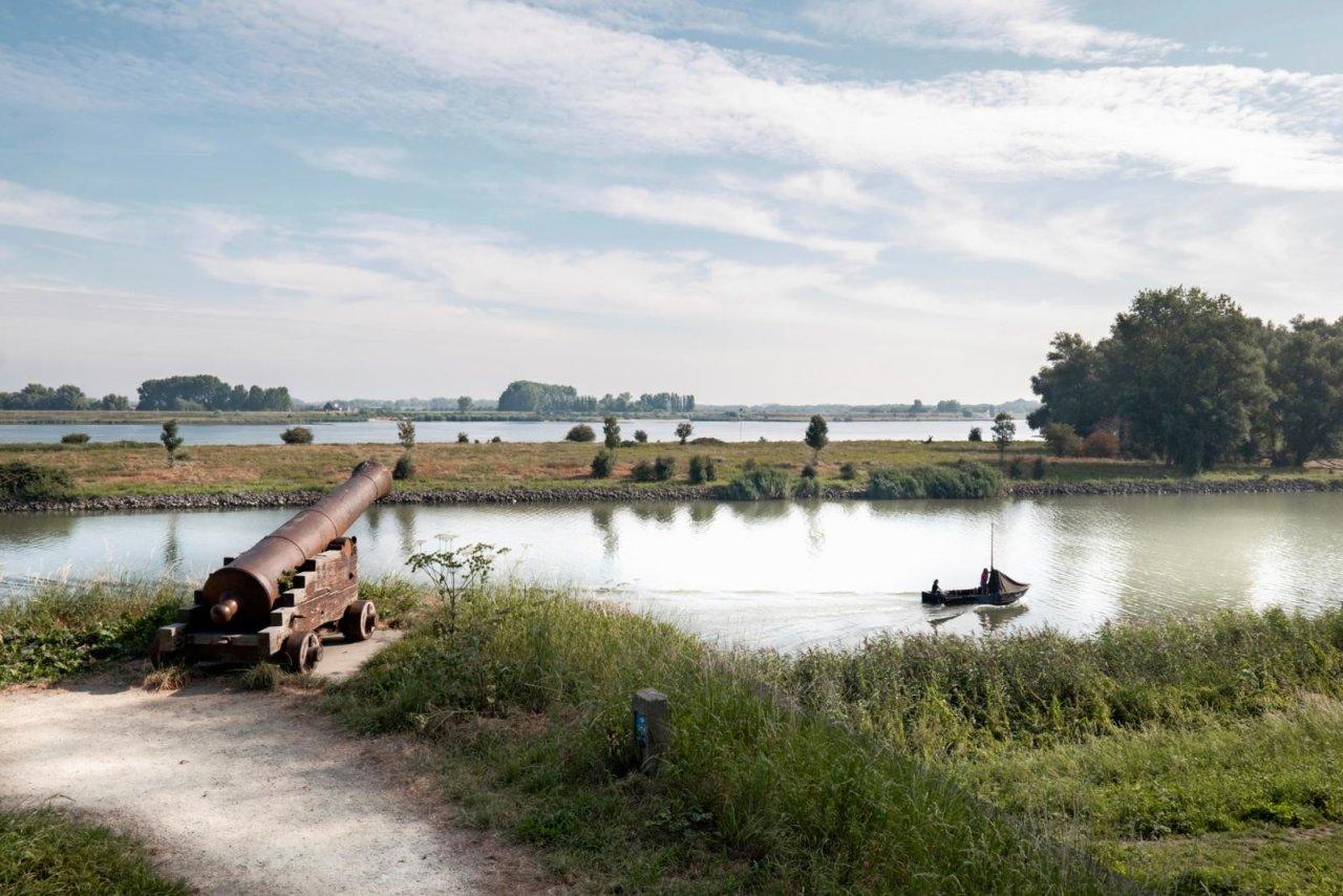 Verken de Nieuwe Hollandse Waterlinie: de ultieme route