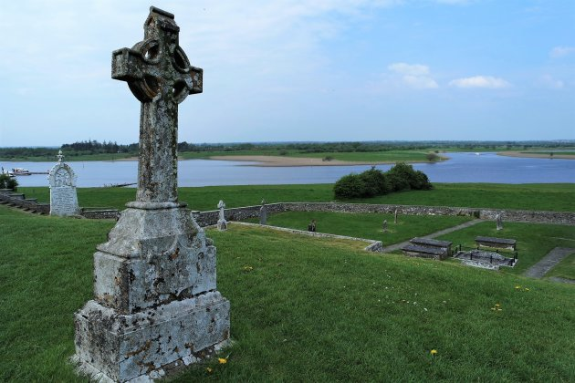 ruïnes Clonmacnoise