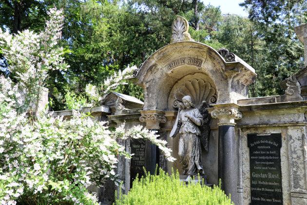 De mooiste begraafplaats van Duitsland