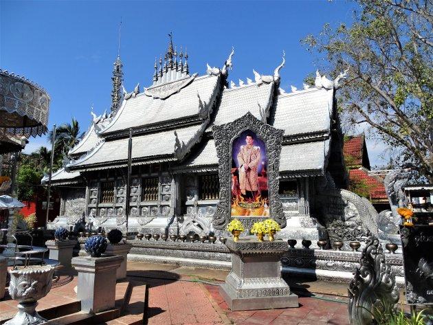 Zilveren Tempel.