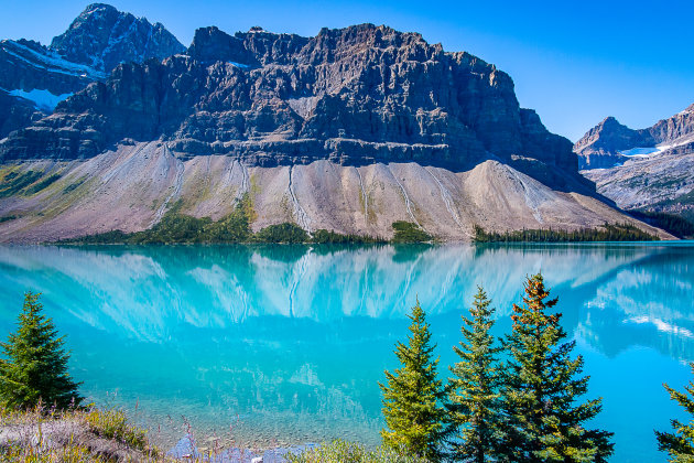 Bow Lake Banff NP