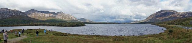 panorama authentiek Ierland