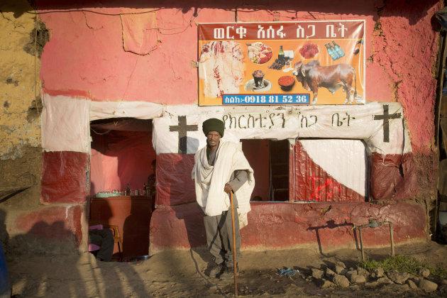 Ethiopië Simien Gebergte