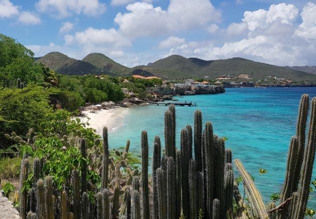 Curaçao, de mooiste stranden van Westpunt