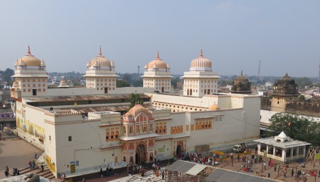 Hindu tempel in Orchha