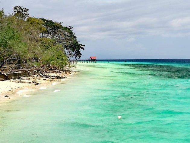 Bounty eiland, maar geen Bali