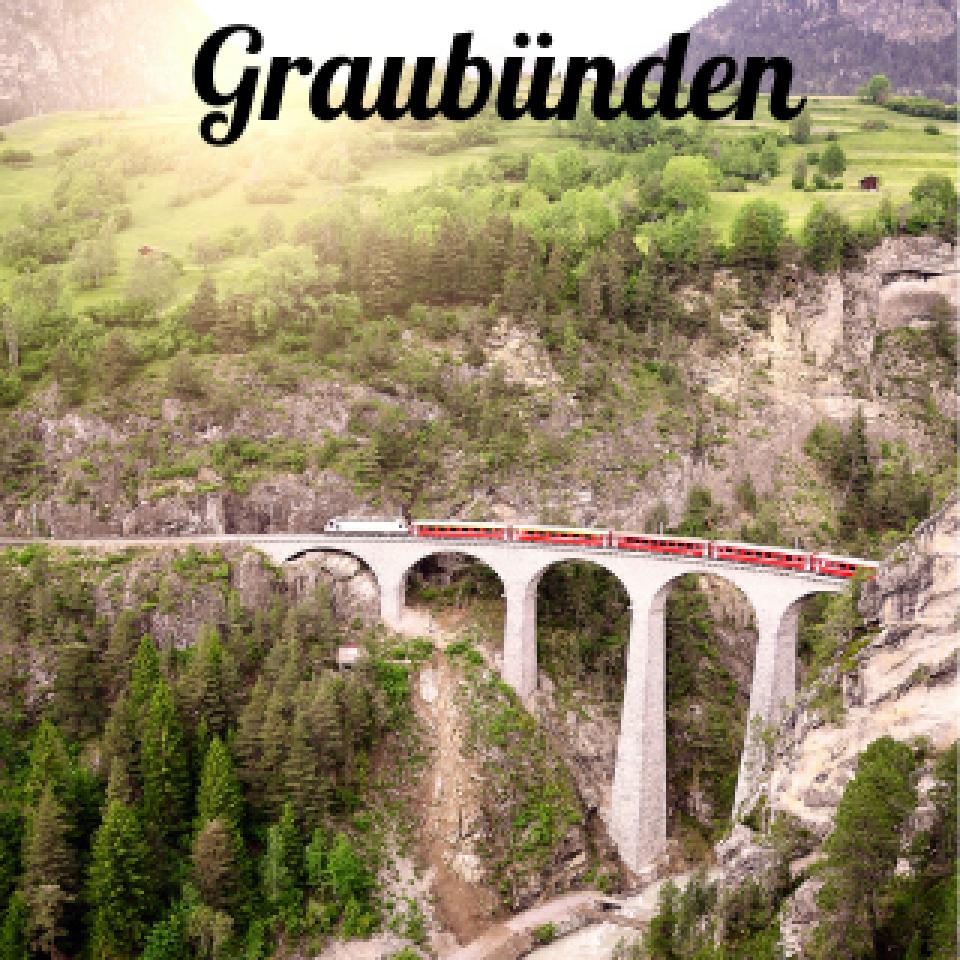 Leuke dingen om te doen in Graubünden