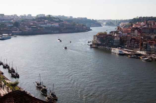 Haar porto en haar bruggen