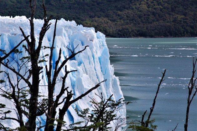 muur van ijs