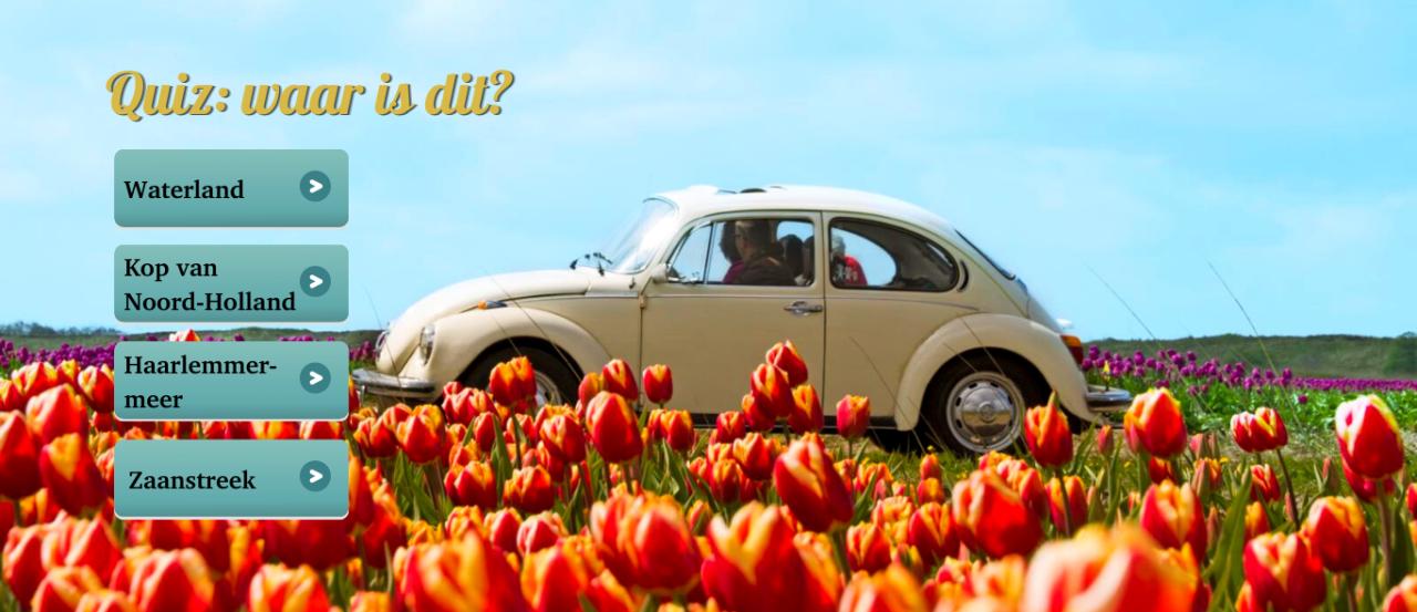 Lente-quiz: hoe goed ken jij Nederland in het voorjaar?
