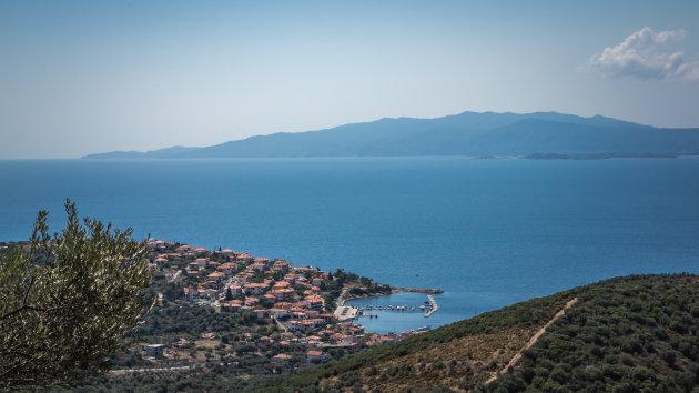 Griekse baai.