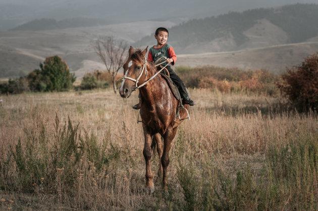 Outback Kirgizië