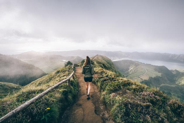 Eilandhoppen op de Azoren.