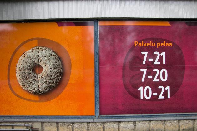 Finse supermarkt