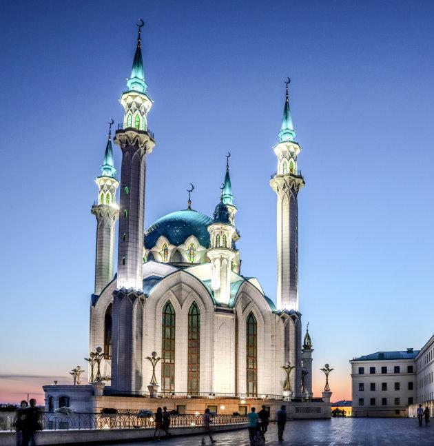 Kul Sharif moskee
