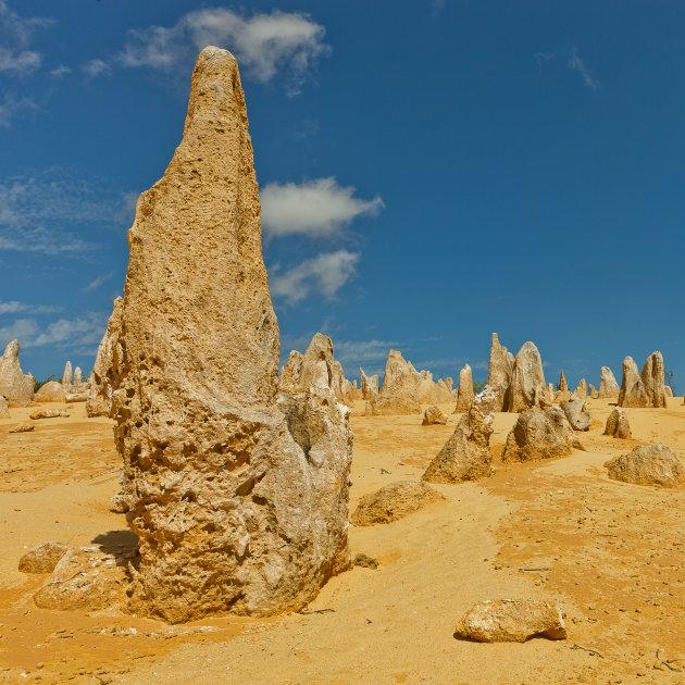 Unieke kalksteenformaties
