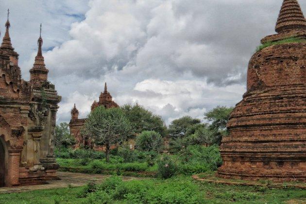 Mysterieuze tempelstad