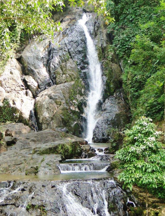 Punyabap waterval