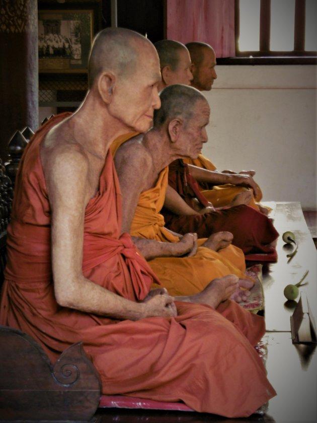 monniken van was