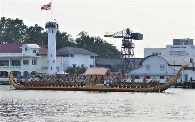 De Koninklijke vloot.