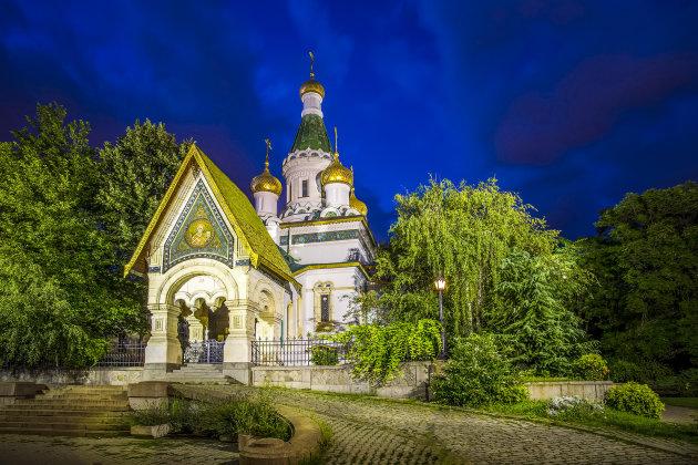 Sint-Nicolaaskerk in Sofia