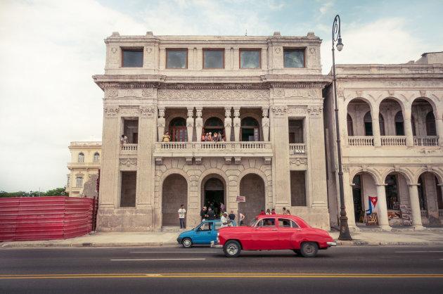 Art show in Havana