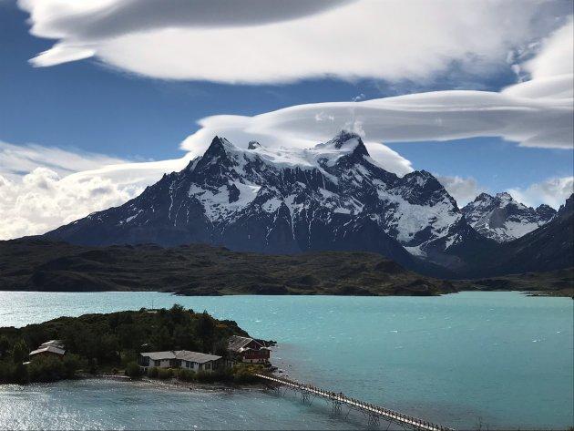 Een plaatje genaamd Patagonië.