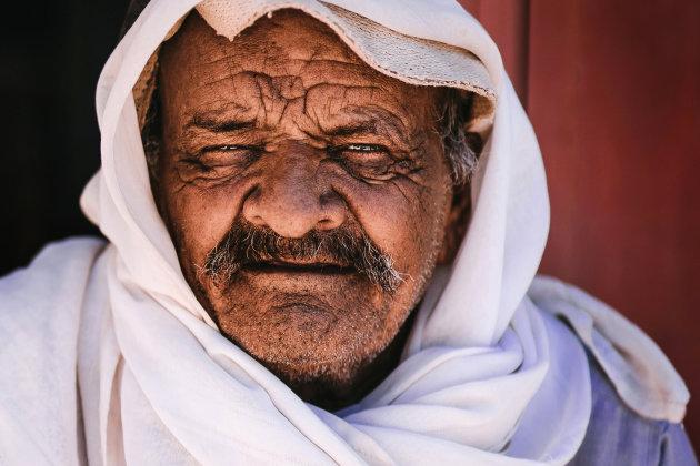 Overnachten bij de bedoeïen in Umm Sayhoun