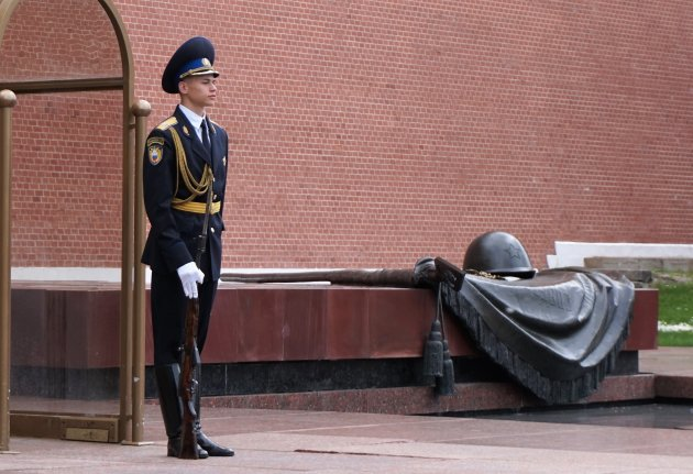 graf onbekende soldaat