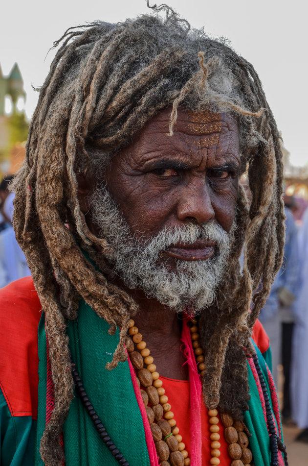 Sufi-king in Omdurman