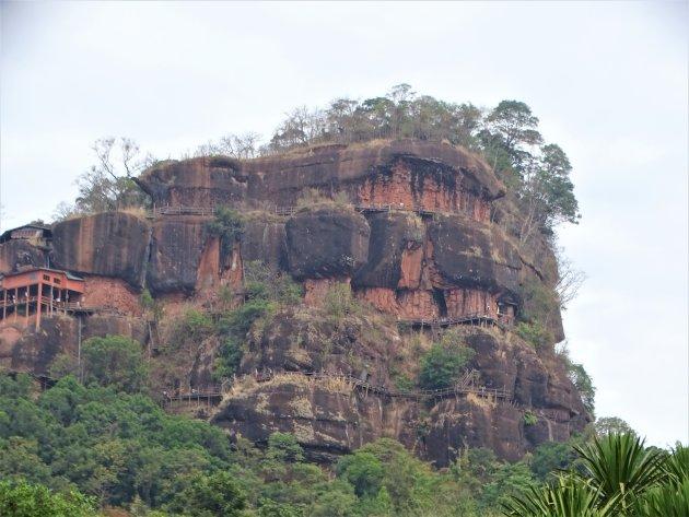 Phu Thok Mountain.