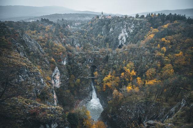 sLOVEnië: Skocjan Caves