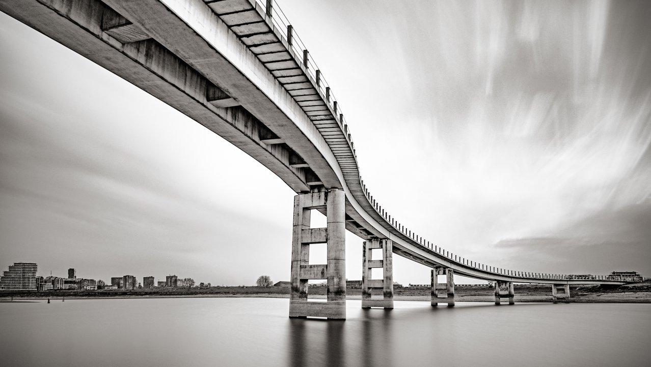 Nijmegen Zaligebrug