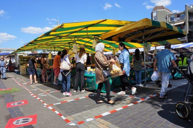 Corona-markt