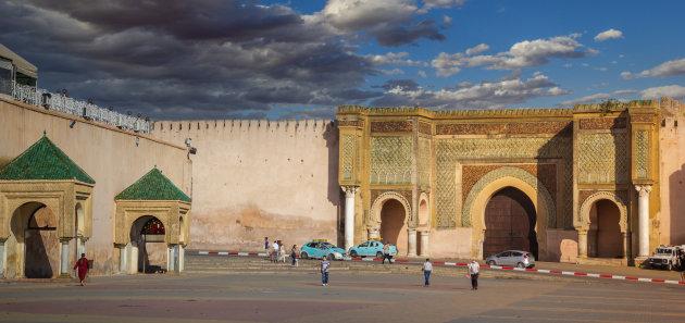 Meknes en de lockdown