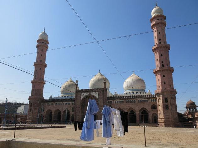 De grootste moskee van India